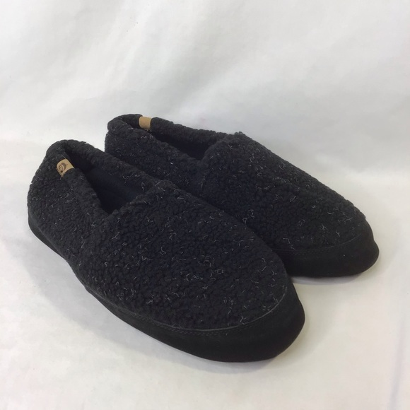 Acorn Other - New Acorn Textured Slipper, Slip On Faux Fur 12-13